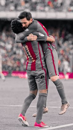 Messi Y Neymar, Cristiano Ronaldo And Messi, Neymar Football, Messi Soccer, Soccer Guys, Soccer Players, Sport Football, Soccer Ball, Fifa Covers