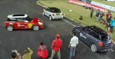 Virtual-V-All...: This Man Set the Parallel Parking World Record
