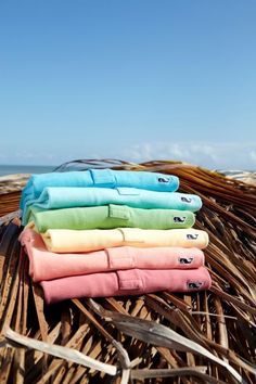 pastel polos - what's not to love?