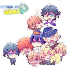 Uta No prince-sama Render by UheiCun.deviantart.com on @deviantART