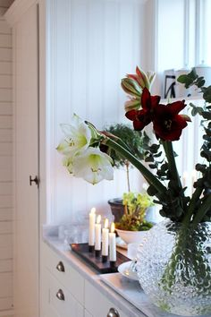 Den fjärde… (Julia K) Swedish Christmas, Christmas Tree Toy, Christmas Room, Scandinavian Christmas, Country Christmas, Christmas And New Year, Winter Christmas, Winter Holidays, Christmas 2019