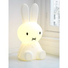 I want to set out a miffy lamp by the chirstmas tree when the kids go to sleep on christmas eve. (:
