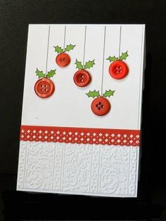 DIY Christmas cards lend a personal air to your holiday greetings. Making personal greeting cards is a festive and easy way to celebrate the holidays. Check out these DIY Christmas cards ideas & tutorials we've rounded up for you. Homemade Christmas Cards, Homemade Cards, Christmas Crafts, Christmas Ornaments, Christmas Card Designs, Christmas Tree, Holiday Tree, Christmas Ideas, Beautiful Christmas Cards