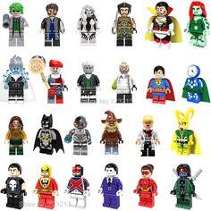 Single sale Latest Super Hero Marvel DC X0171 PG8060 PG8068 Building Blocks Set Model Toys #Affiliate