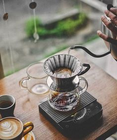 Delicious pour over with the Kalita Wave on the Acaia Scale Link in Bio by @joasvd #blackcoffee #aeropress #pourover #chemex #hario #espresso #specialtycoffee #melbournecoffee #brisbanecoffee #coffeesesh #cafe #sydneycoffee #coffeebean #brisbane #coffeeculture #coffeegeek #coffeemachine #kalita #melbourne #manmakecoffee #coffeeshots #sydneycafe #coffeeporn #coffeeshop #coffeeaddict #melbournecafe #coffeegeek #frenchpress #latte #barista