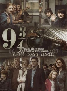All was well - Harry Potter
