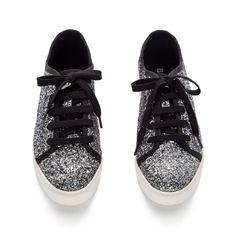 Sneaker glitter - aw2016 - Bimba y Lola
