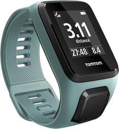 TomTom Spark 3 GPS Fitness Tracker - Blauw - Small