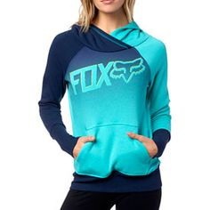 Women's Fox Racing Jackets And Sweatshirts Shop for jackets and sweatshirts at Rocky Mountain ATV/MC. In addition to jackets and sweatshirts, browse our full selection of Casual. Country Girls Outfits, Girl Outfits, Cute Outfits, Fashion Outfits, Fox Racing Clothing, Fox Racing Logo, Fox Brand, Dirt Bike Gear, Casual Wear Women