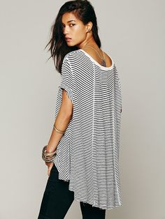 We The Free Circle In The Sand Tee at Free People Clothing Boutique