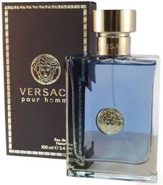 Versace Pour Homme Caballero Versace 100 ml Edt Spray Best Perfume For Men, Perfume Collection, Works With Alexa, Men's Grooming, Body Spray, Nice Body, Versace, The 100, Perfume Bottles