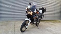 Honda XRV 750 Africa Twin - 1993 Moto e Scooter usato - In vendita Salerno
