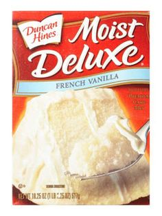 When the Dinner Bell Rings: Taking a Boxed Cake Mix to the Next Level
