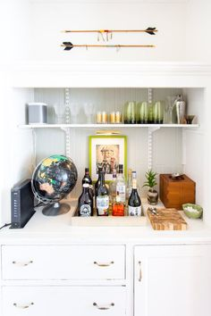Home Bar Ideas & Tips | Apartment Therapy