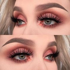 """144.9k Likes, 313 Comments - Too Faced Cosmetics (@toofaced) on Instagram: """"O.M.G. THIS LOOK @helenesjostedt used our Sweet Peach Eyeshadow Palette to get this amazing look.…"""""""