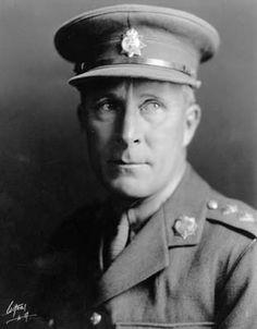Taylor in his WW1 army uniform