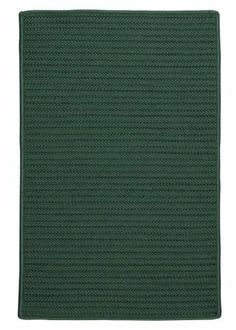 "Simply Home Solids Myrtle Green Rug Rug Size: 27"" x 46"" by Colonial Mills. $91.19. H459R027X046S Rug Size: 27"" x 46"" Features: -Technique: Braided.-Material: 100pct Polypropylene.-Origin: USA.-Reversible.-Stain resistant.-Fade resistant. Construction: -Construction: Hand guided. Dimensions: -Pile height: 0.5"".-Overall Dimensions: 34-168'' Height x 22-132'' Width x 0.5'' Depth. Collection: -Collection: Simply Home Solid."