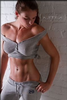 that-fit-girl! Bad ass!!