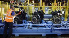 U.K. Factories Struggle as Consumers Help Drive Economic Growth.