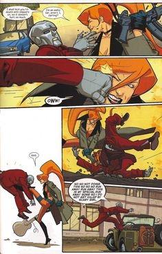 Nextwave: Agents of H.A.T.E., by Warren Ellis and Stuart Immonen
