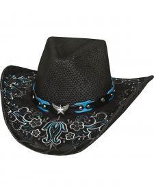 Bullhide Ace High Panama Straw Hat