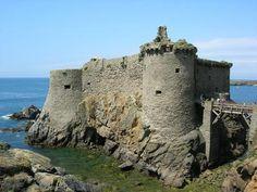 Chateau de l ile d yeu Guide du tourisme en Vendée Pays de la Loire
