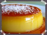 Cuban coconut flan. okay i just drooled a little cuz this looks amazingly delicious! (BTW I didnt actually drool!)