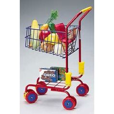 Amazon.com : Children's Shopping Cart Toy : Toys & Games