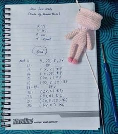 Amigurumi princess making amigurumitarifleri amigurumimakımı amigurumiy Crochet Dolls Free Patterns, Crochet Doll Pattern, Amigurumi Patterns, Doll Patterns, Crochet Toys, Crochet Stitches, Crochet Baby, Free Crochet, Valentine Crafts For Kids