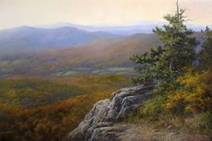 Laraway View by Andrew Orr Oil ~ 16 x 24