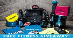 1st Phorm is giving away a custom Oakley Duffle Bag LOADED with FREE STUFF ...  Beats by Dre headphones, fitness gear, and supplements!