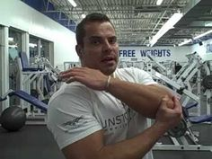 Rotator Cuff Exercises For Rehabing Shoulder Injuries