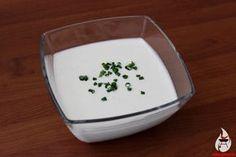 Das Rezept für die passende Döner-Sauce zu einem leckeren, selbstgegrillten Döner.