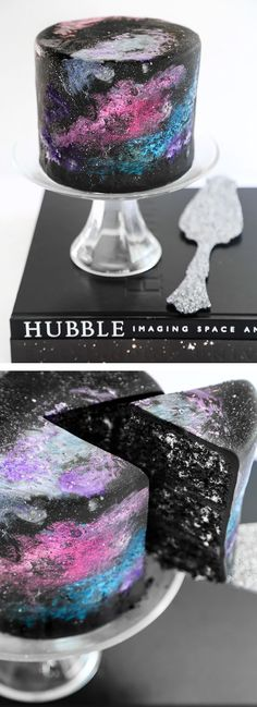 Outer space is a spectacular place and sweets are pretty stellar too, combine the two and you get galactic treats that are out of this world. From macaroons that mirror the Milky Way to lollipops with Saturn inside, these delectable sweets are just as much a treat for your eyes as your taste buds. ...