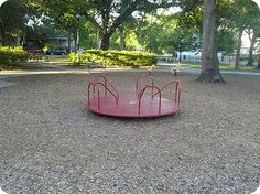 Childhood memories. My favorite thing to play on aat the local park before they completely changed it. I wish they still had these :)