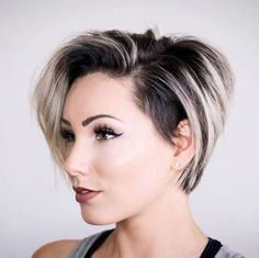 Short Hairstyle 2018 – 69