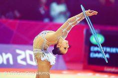 Daria DMITRIEVA (RUS) Hoop