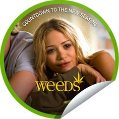 Weeds Season 8 Premiere Countdown: 6 Days...Can't wait for the premiere of Weeds? Countdown with GetGlue.com and an Olsen twin! Check-in for this exclusive Tara sticker!