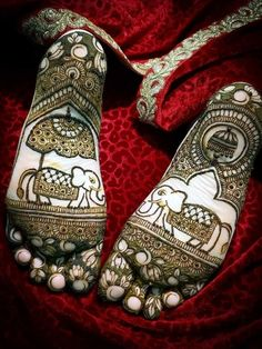 Leg Henna, Leg Mehndi, Foot Henna, Hand Mehndi, Henna Designs Feet, Bridal Henna Designs, Latest Mehndi Designs, Mehndi Designs For Hands, Leg Mehendi Design