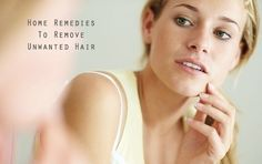 Removing Unwanted Hair