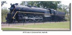 Brief History of NC&StL Steam Locomotive 576
