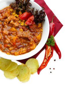 Veggie Chili – Simply Delicious