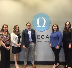 We love visitors! Thanks to Jordan King (Director of Finance at @Pike_MHQ) for stopping by #OmegaFi HQ to say hello. We hope to see you and the rest of the Pike Staff on the road this summer. #fraternity #runraiseconnect #greeklife