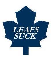 Toronto Maple Leafs Suck 89
