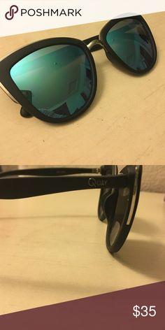 My girl quay sunglasses No trades. Used once or twice Quay Australia Accessories Sunglasses