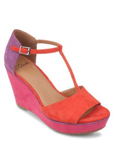 12e1756f102d2 44 Best Colorful Wedges images