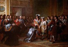 CONVERSANDO ALEGREMENTE SOBRE A HISTÓRIA.: Da Casa da Austria para a Dinastia de Borbón.