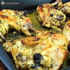 Hoje eu vou ensinar a fazer a melhor receita de frango do mundo, com certeza você nunca viu nada igual em questão de sabor! #frango #almoço #jantar #prato #gostoso #receita #gastronomia #culinaria #comida #aguanaboca #manualdacozinha #delicia #receitafacil