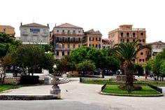 6_Esplanade Korfu Stadt Reiseblog