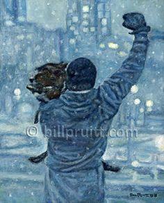Sylvester Stallone Rocky Balboa Punchy steps art by billpruittart #RockyBalboa #RockySteps
